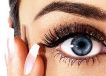 LOOK Salon Piękna - 04 oczy ściąganie rzęs
