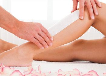 """Salon Fryzjersko- Kosmetyczny """"Hryszko Hair&Beauty"""" - depilacja całe nogi"""