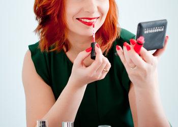 Marta Miazga - makijaż okolicznościowy w studio