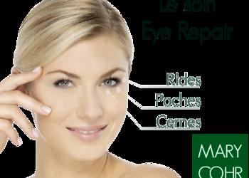 Gabinet Kosmetyki Profesjonalnej Hebe Aleksandra Tańska - mary cohr eye repair