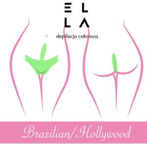 Brazilian hollywood ella