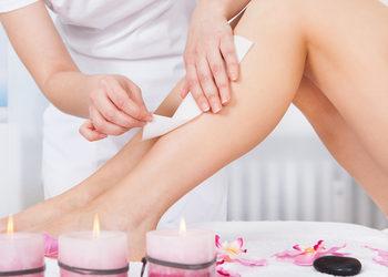 Yennefer Medical Spa - depilacja woskiem - uda