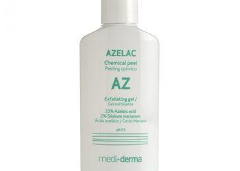 Yennefer Medical Spa - azelac peel - kwas azelainowy