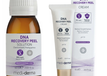 Yennefer Medical Spa - dna recovery peel