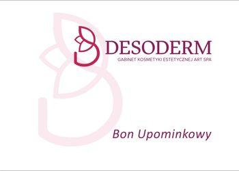 """Gabinet Kosmetyki Estetycznej ART SPA """"DeSo derm"""" - bon upominkowy"""