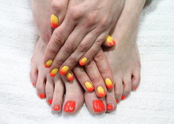 Studio Women - manicure hybrydowy + pedicure hybrydowy