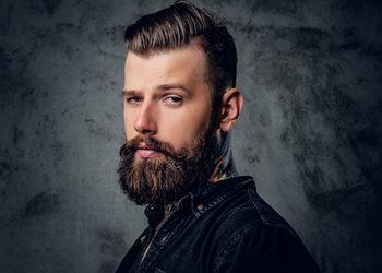 Salon mediSpa - strzyżenie wąsów