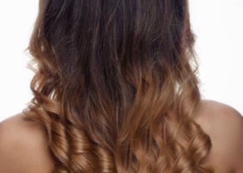 Salon mediSpa - ombre/sombre - kemon - rozjaśnianie końcówek włosów