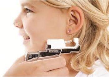 Salon Kosmetyczny Sekrety Urody - przekłuwanie uszu