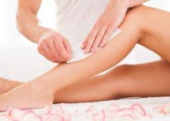 Salon Kosmetyczny Sekrety Urody - depilacja łydki/uda