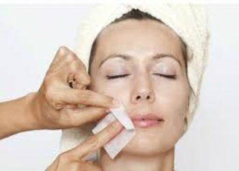 Salon Kosmetyczny Sekrety Urody - depilacja wąsik lub broda