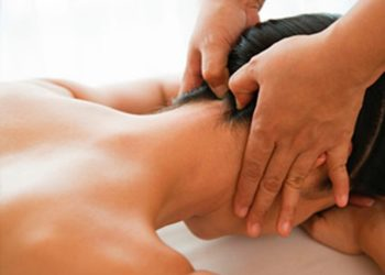The Pedicure Spa - masaż karku i ramion redukujący napięcie/terapia powięziowa