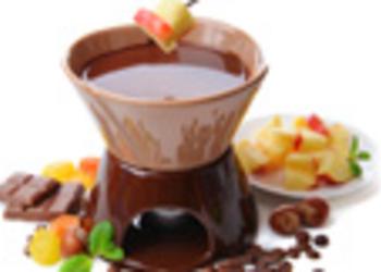 YasumiMielec - czekoladowy deser z jabłkiem