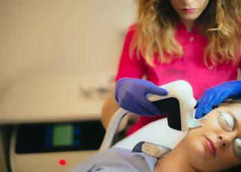 AnnEstetic - leczenie rumienia twarz (cała) quadrostar pro y