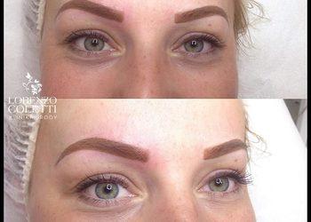 Klinika Urody Lorenzo Coletti - mp brwi - metoda hybryd brows  (230)