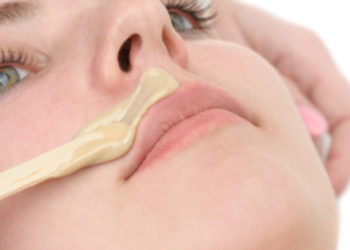 Easy Waxing - 4 wąsik pani lycon wosk twardy