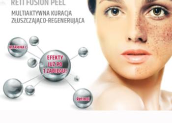 Gabinet Ingenium - reti fussion peel+kwas migdałowy twarz(kod: 00232)