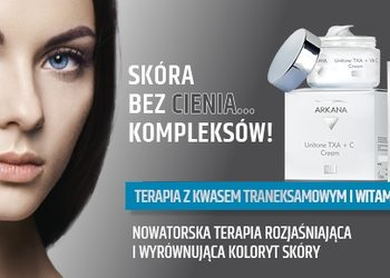 Gabinet Ingenium - unitone txa+ vit. c therapy + kwasy aha, bha twarz+szyja+dekolt(kod:00236)