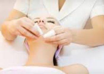 KLEOPATRA gabinet kosmetyczny - oczyszczanie twarzy na zimno anna lotan z zabiegiem normalizującym