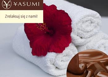 Instytut Zdrowia i Urody YASUMI - czekoladowy zabieg ujędrniająco - relaksujący