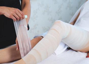 Instytut Zdrowia i Urody YASUMI - hõtai body wrap - modelowanie sylwetki bandażami