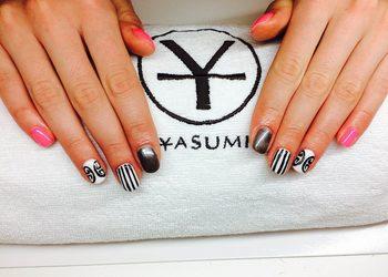 Instytut Zdrowia i Urody YASUMI - manicure hybrydowy (na naturalnej płytce)