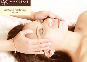 Instytut Zdrowia i Urody YASUMI - odprężający i regenerujący masaż twarzy
