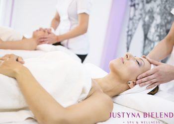 SPA & NATURE JUSTYNA BIELENDA RESORT BINKOWSKI - liftingujący masaż twarzy na ampułce klapp