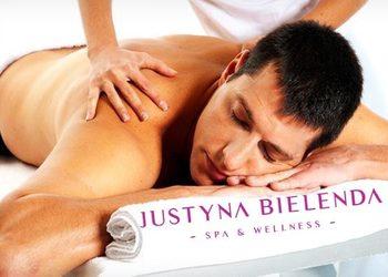 SPA & NATURE JUSTYNA BIELENDA RESORT BINKOWSKI - antystresowy masaż pleców