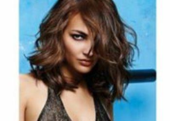 Salon fryzjerski Agnes - farbowanie włosy średnie