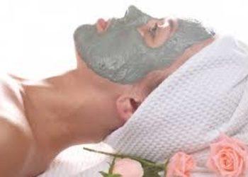Pazurkowo - maska algowa (twarz)