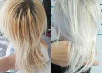 Salon fryzjerski Agnes - tonowanie włosów