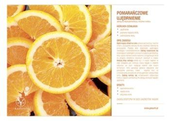 Pomaranczoweujedrnienieulotka50szt