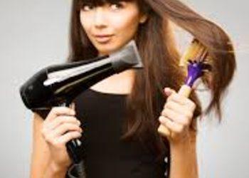 Salon fryzjerski Agnes - modelowanie włosów długich