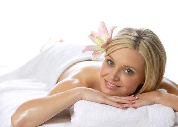 Bigstock relaxing after a massage 2846973