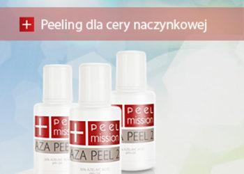 Art of Cosmetology - peeling azelainowy dla cery wrażliwej, trądzikowej - twarz