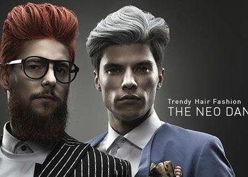 Trendy hair fashion the neo dandy annakuleckarampotis 00