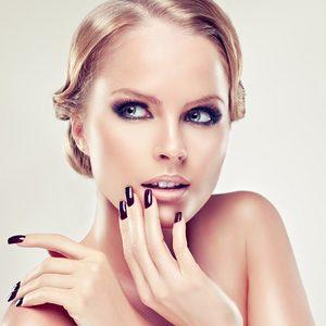 Manicure frencz