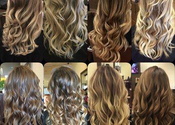 Salon fryzjerski For Hair - czesanie damskie