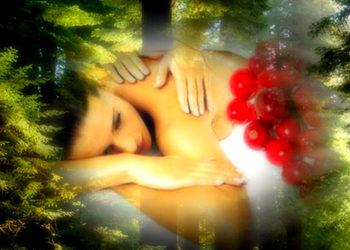 Studio Pemodelan - Gabinet Zdrowego Ciała - masaż królewski żurawinowy lift ciała