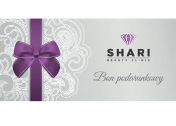 SHARI Beauty Clinic - bon podarunkowy