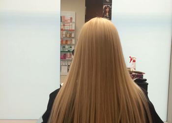 Stillo Belleza - farbowanie włosy długie blond