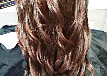 Stillo Belleza - farbowanie  włosy średnie