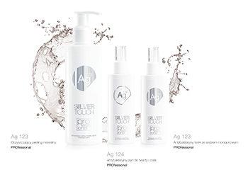 Calle Kosmetologia Olivia Kaas - silver touch