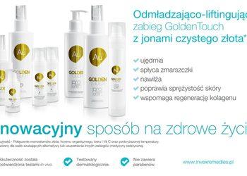 Calle Kosmetologia Olivia Kaas - golden touch