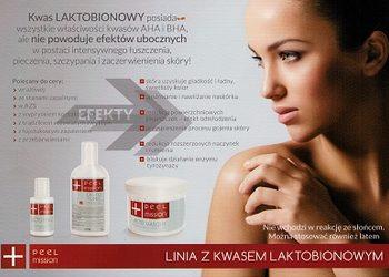 Calle Kosmetologia Olivia Kaas - lacto peel dla cery wymagającej