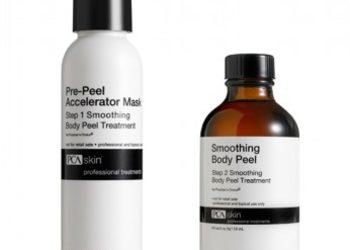 168 KOMO Beauty Instytut Urody - zabieg chemiczny na stopy pca skin (kwasy)