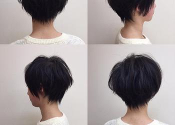 Stillo Belleza - farbowanie  włosy krótkie