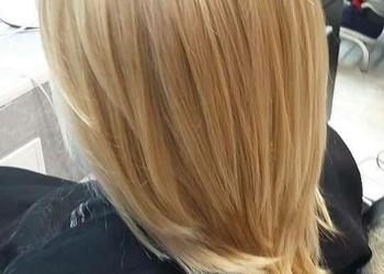 Stillo Belleza - farbowanie włosy średnie blond