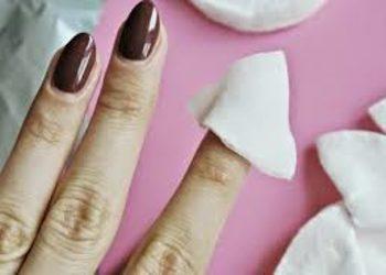 Farben - usunięcie lakieru hybrydowego+manicure